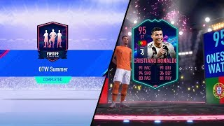 GUARANTEE OTW SBCS UNTIL OTW RONALDO 😱🔵 - FIFA 19