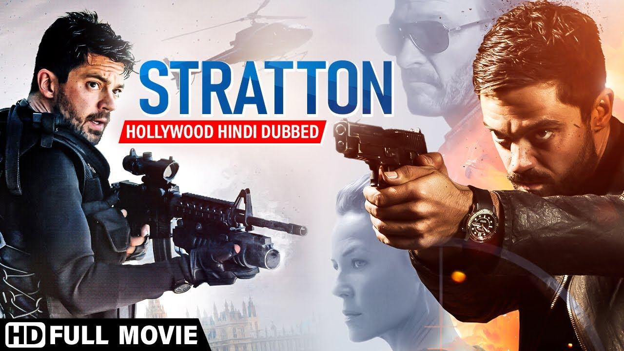 Stratton Hindi Dubbed Full Movie - Dominic Cooper, Connie Nielsen - HOLLYWOOD HINDI DUBBED MOVIE