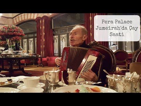 Çay Saatleri-Pera Palace Jumeirah