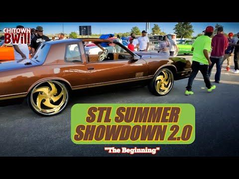 Veltboy's 2020 STL Summer Showdown part 1 - Big Rim Car Meet - Veltboy Went Crazy With This Car Show  