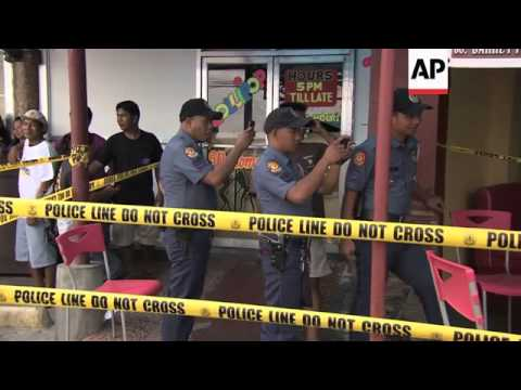 36 die of suffocation after gunman storms Manila hotel-casino and starts a fire