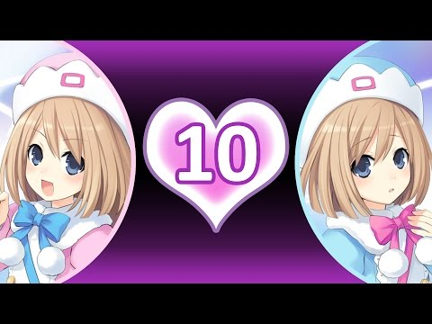 HDN U: Action U - Ram all Lily rank Dialogue (Japanese)