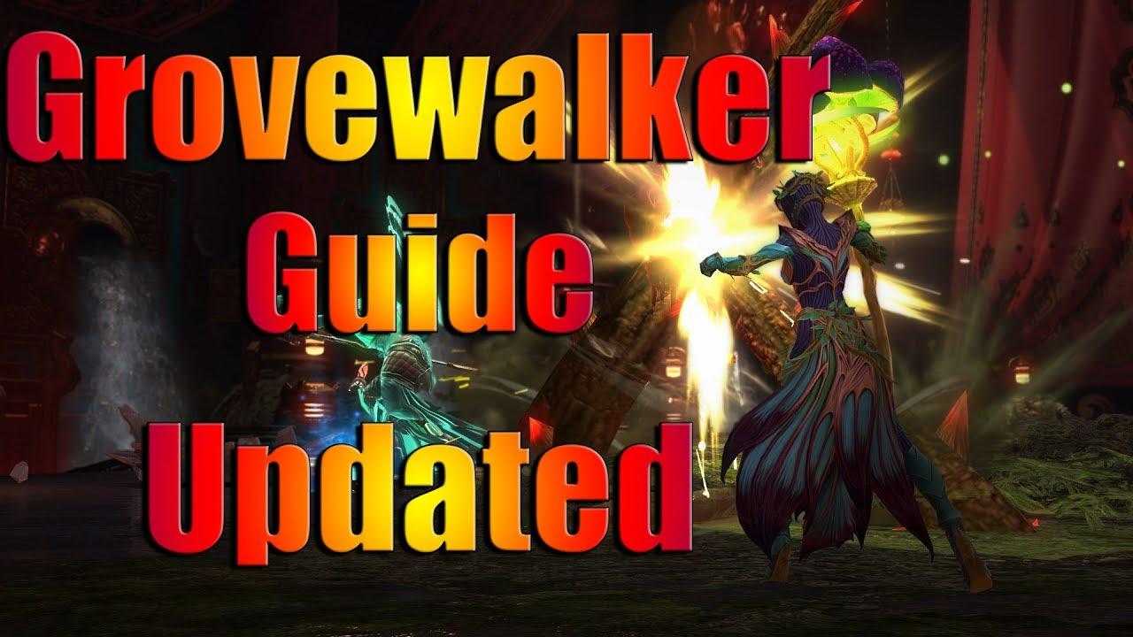 Skyforge Grovewalker Class Guide Updated + Soundweaver Giveaway