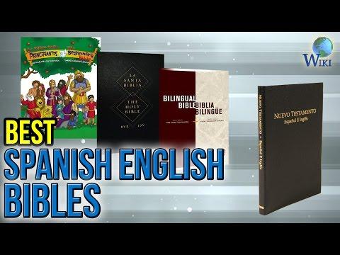 7 Best Spanish English Bibles 2017