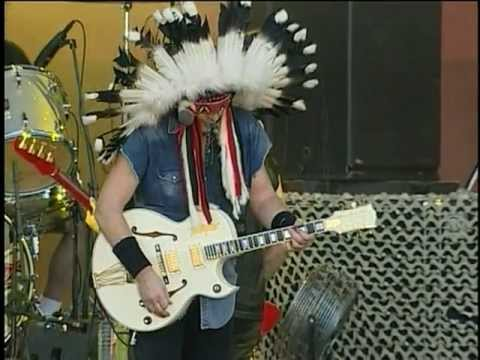 Ted Nugent Live - Great White Buffalo