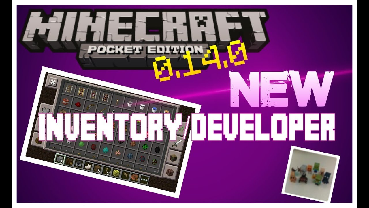 how to keep inventory in minecraft pe
