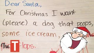 Funny Christmas Lists