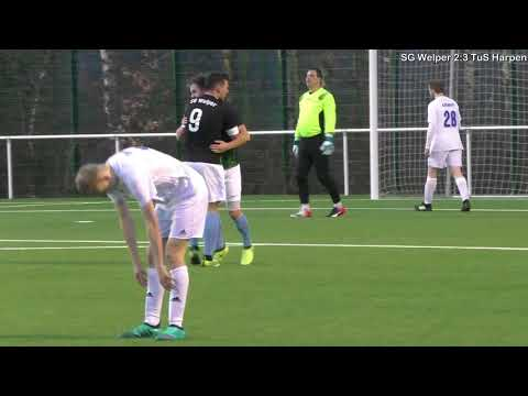 Bezirksliga St.10 Wstf. 17/18 I 25.Spieltag I SG Welper - TuS Harpen