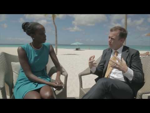 Interview with Mr. Arno Boersma - Manager of the Aruba Centre of Excellence