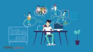 2d Cartoon Explainer Video For Coffy By Video Explainers