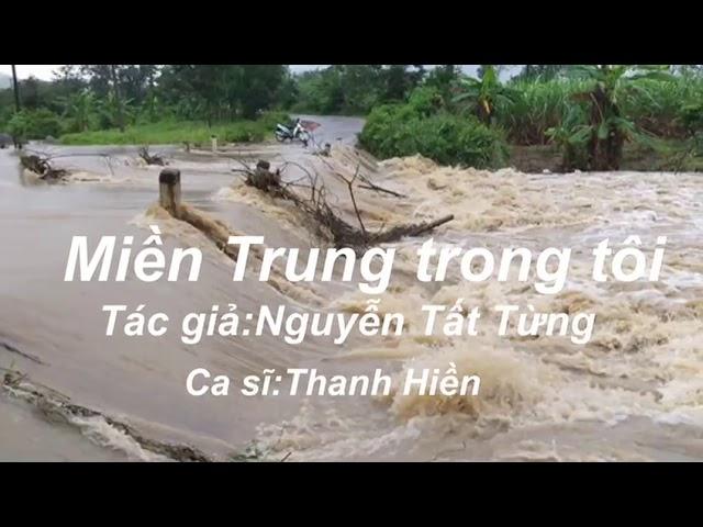 MIỀN TRUNG TRONG TÔI  Thanh Hiền - Berlin