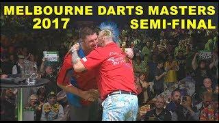 Gurney v Wright [SF] 2017 Melbourne Darts Masters