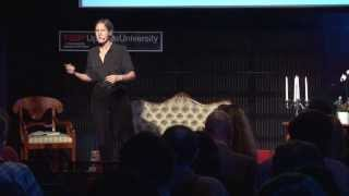 Crowdsourcing gender equality: Lina Thomsgard at TEDxUppsalaUniversity