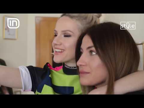 Eda Vorfi në IN Style 16/02/2018 | IN TV Albania