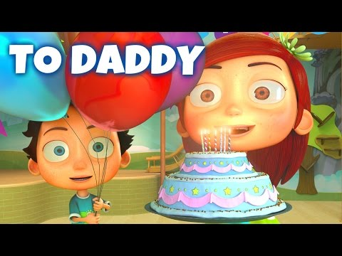 Happy Birthday Song to Daddy mp3