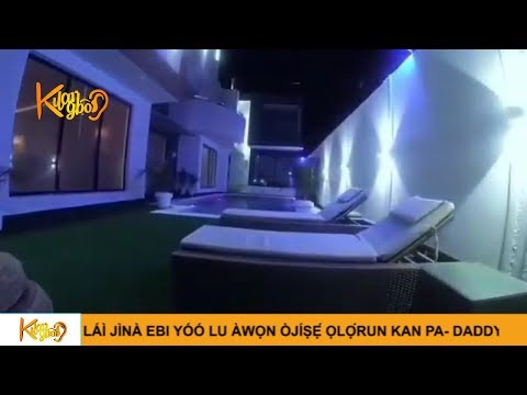 Look Inside Comedian Ay's New Luxury Home In Lagos