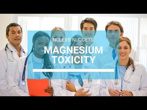 Magnesium Toxicity