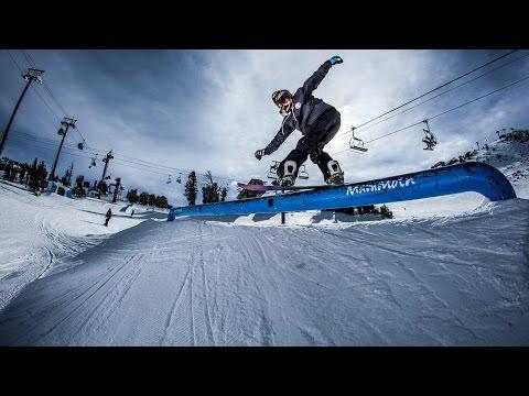 HOT LAPS at Mammoth Mountain 2015 Episode 1 - TransWorld SNOWboarding