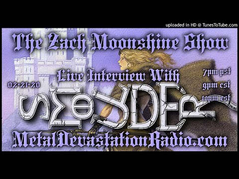 Smoulder - Interview 2020 - The Zach Moonshine Show