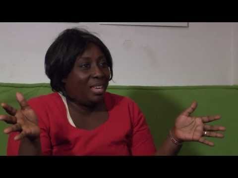 Interview with Afia Asamoa OWUSU - cocoa production in Ghana