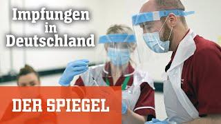Impfungen in Deutschland: Antikörpertest, Drittimpfung, Intensivstationen – was wir derzeit wissen