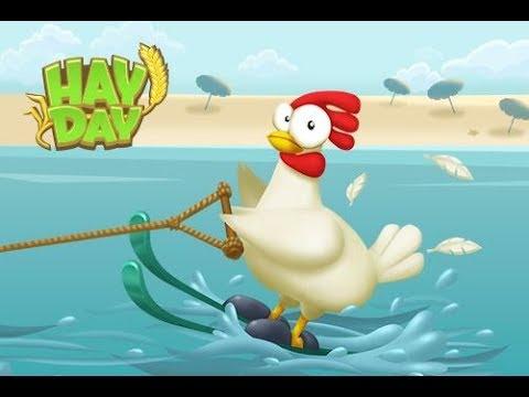 Как быстро поднять уровень игры Hay Day