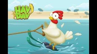 Рыбалка в Хей Дей. #SuperHayDay