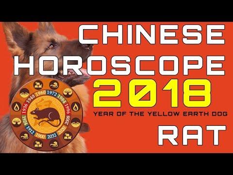 Rat 2018 Chinese Horoscope Predictions