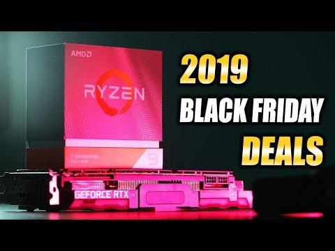 The BEST BLACK FRIDAY Gaming PC TECH DEALS (Aus, USA, Worldwide 2019)