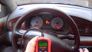 programování klíče Škoda Octavia I