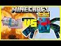 Minecraft - NUKE VS QUEEN SPIDER AND SPIDERZILLA 2 OF THE TOUGHEST SPIDERS IN MINECRAFT!!!