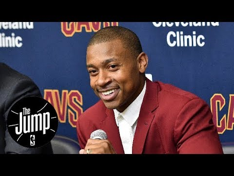 Former Cavaliers GM David Griffin reacts to Isaiah Thomas
