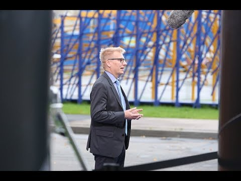 Statement by Finnish Minister for Housing, Energy and the Environment Kimmo Tiilikainen