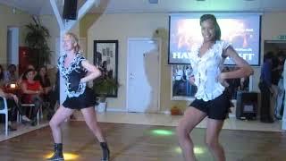 Stine Ortvad and Cuban Moves - Cuban Salsa Show