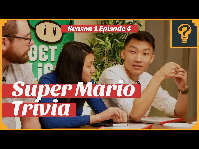 Super Mario Trivia · Trivial Geeks S1 Ep 4