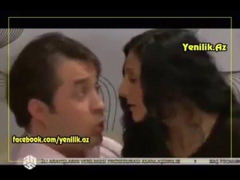 Azəri Sex Ans TV'də l Efirə Verilməmiş Kadrlar l Azeri sex l Tv'de Sansürlenen Şok Görüntüler