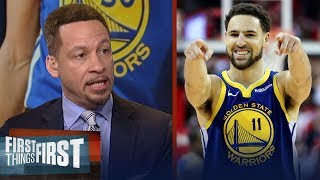 Download Warriors proved they can win without KD & Harden's future - Broussard | NBA | FIRST THINGS FIRST Mp3 and Videos