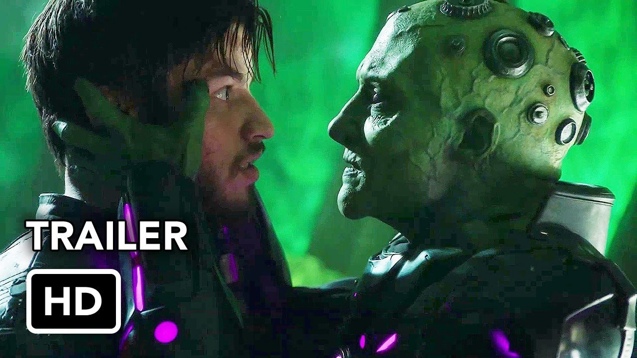 KRYPTON Season 2 Trailer #2 (HD)