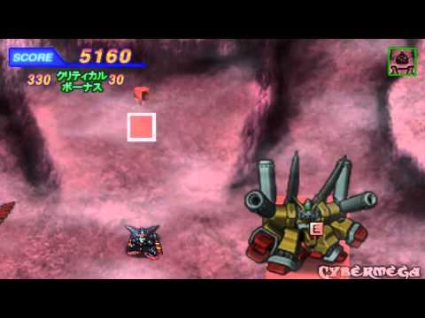 SD Gundam G Generation World C7 Tremors On Lantao Island Part 1