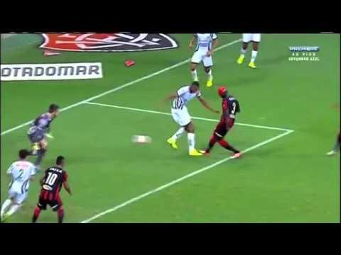 Vitória 3 x 0 Luverdense - Gol de Escudero, Kanu e Elton . Série B - 21/11/2015
