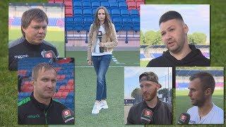 Торпедо  Гомель Крест на ... // Козел про футбол, 13.07.2019
