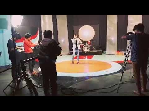 Anwar GoCha Perform Lagu Hitsnya - Siapa Namamu - Di Matrix TV #Jakarta #Indonesia