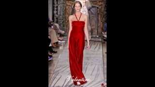 Вечерняя мода 2012