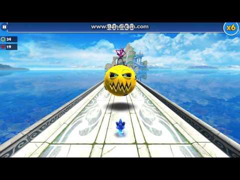Sonic Vs Zazz- Sonic Dash