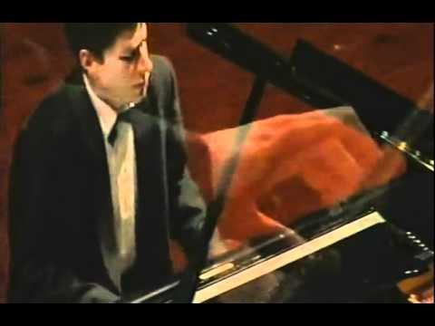Andrejs Osokins plays Chopin Nocturne in c minor op. 48 No. 1