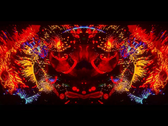 David Franz - Trouble With The Truth (Mad Alchemy Visualizer)