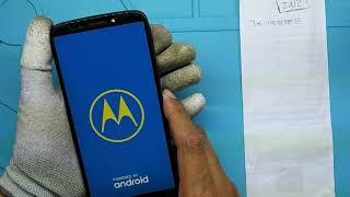Solución A Error FRP Motorola.Commserver/no señal/no carga