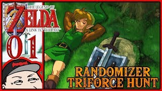 The Legend Of Zelda A Link To The Past Randomizer