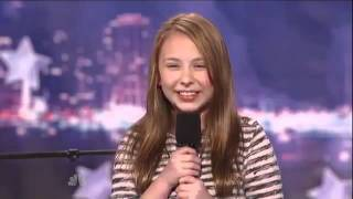 America's Got Talent Anna Graceman - If I Ain't Got You (Atlanta Audition)