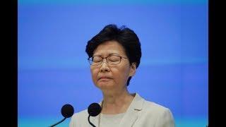 VOA连线(莫雨):香港黑衣大游行落幕,美国媒体评论人士如何解读?